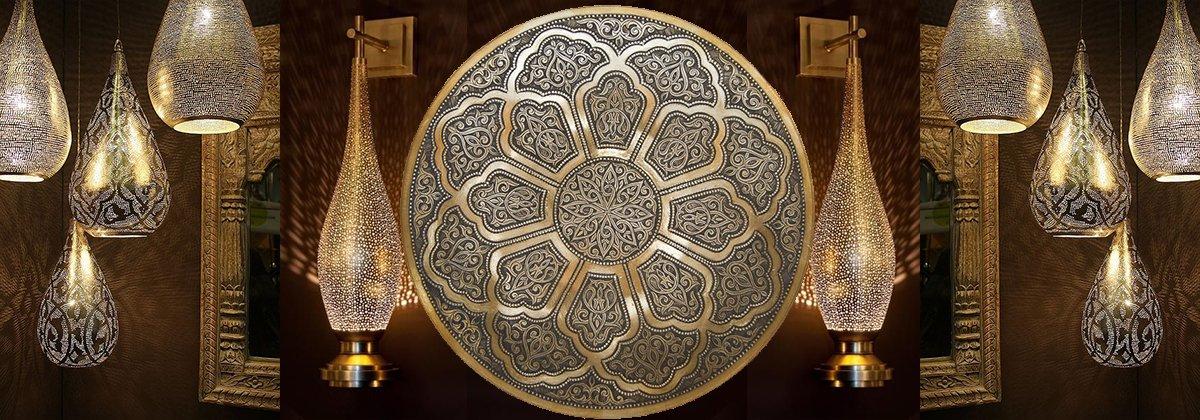 Orientalische Lampen & Laternen