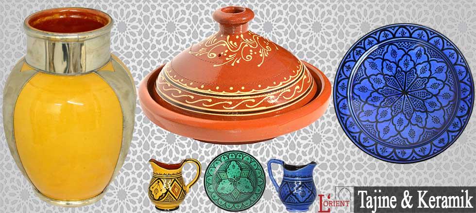 Tajine & Keramik