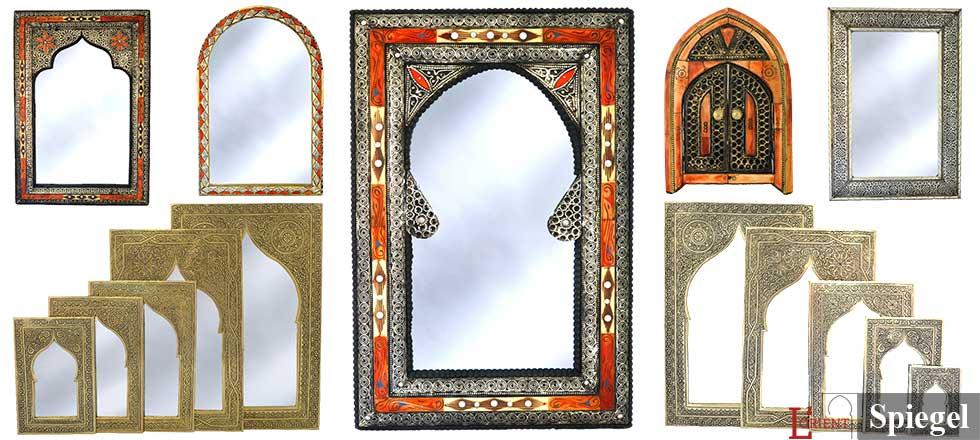 Orientalische Spiegel