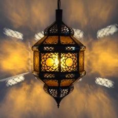 Orientalische Lampe GHT_A Amber