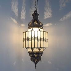 Orientalische Lampe GHW_Milchglas
