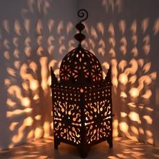 Marokkanische Eisenlaterne ELJ_60cm