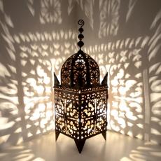 Marokkanische Eisenlaterne ELJ_90cm