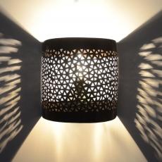 Marokkanische Wandlampe Afifa H 20 cm