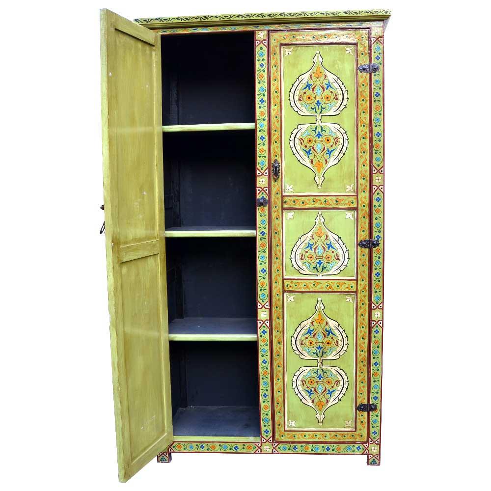 Orientalische Möbel Orient Schrank Holz Arabischer - l-orient.de