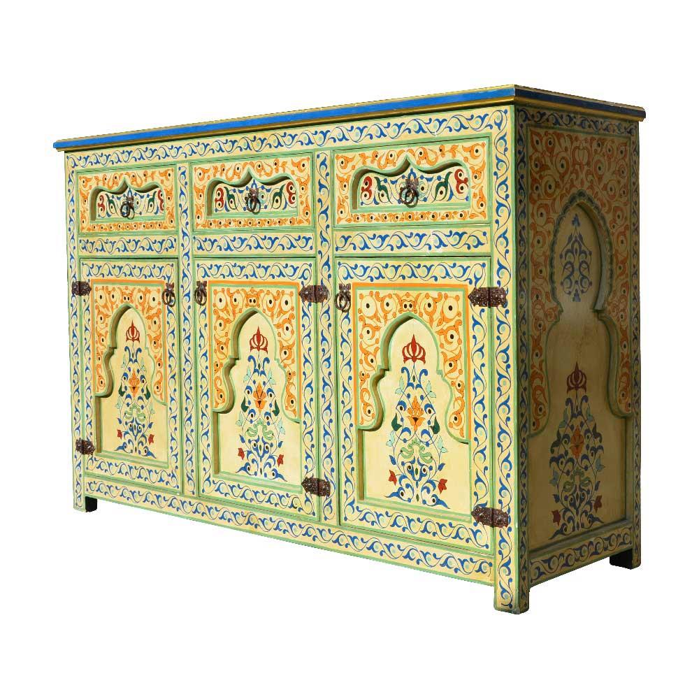 Orientalische Kommode orientalische kommode ko1 100 handarbeit l orient de
