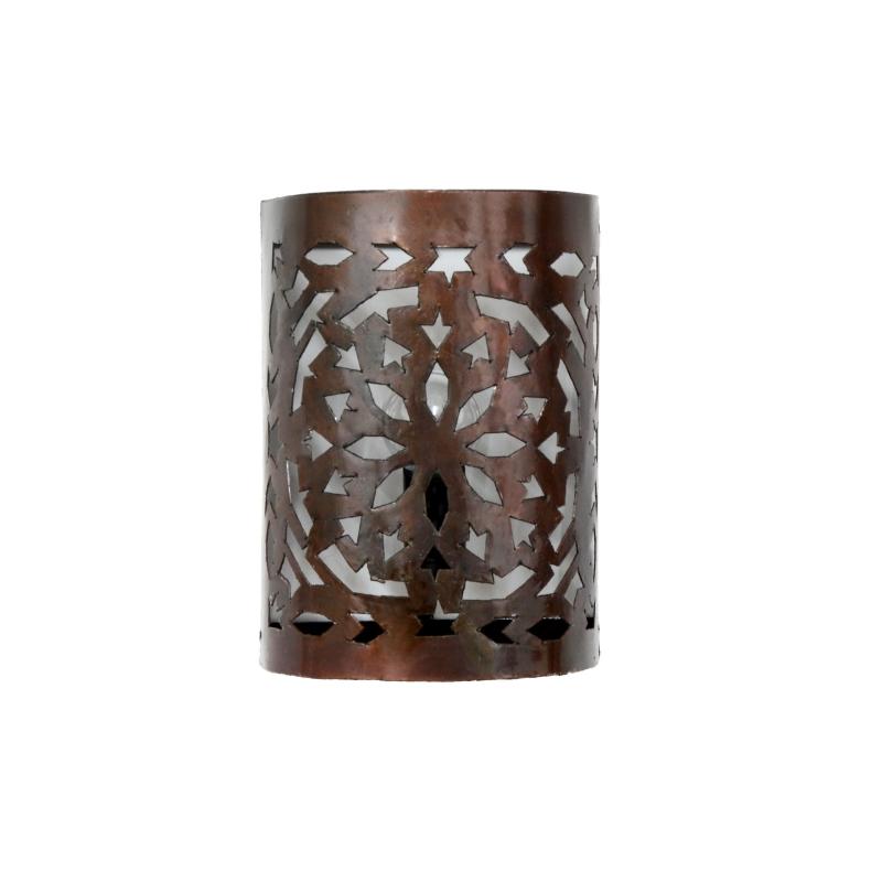 Orientalische wandlampe mw01 l for Orientalische wandlampen metall