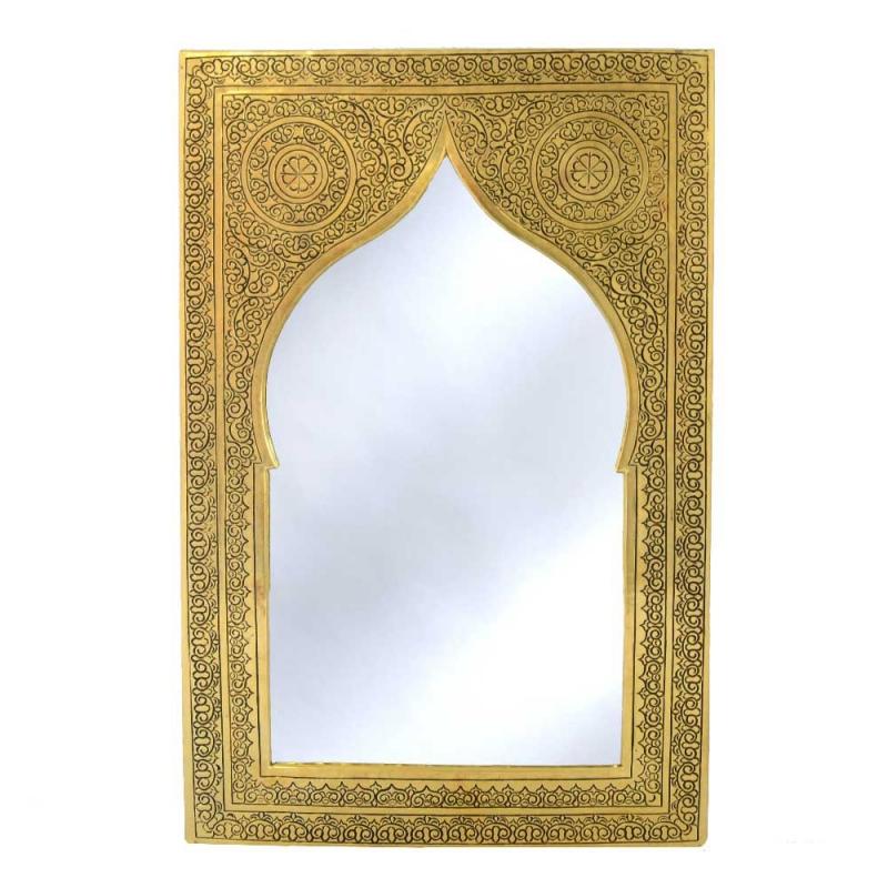 Orientalischer Spiegel S04 H41cm