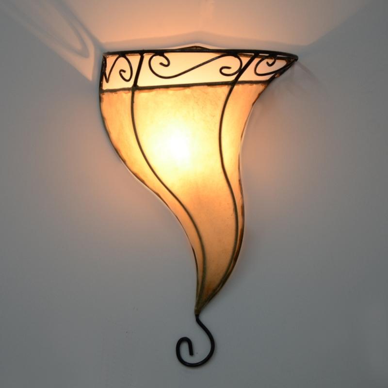 Arabische Wandlampe LWA_N