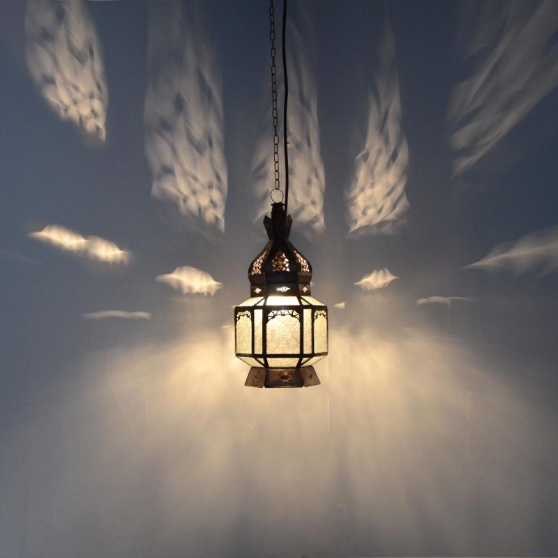 Orientalische Lampe GLS_W