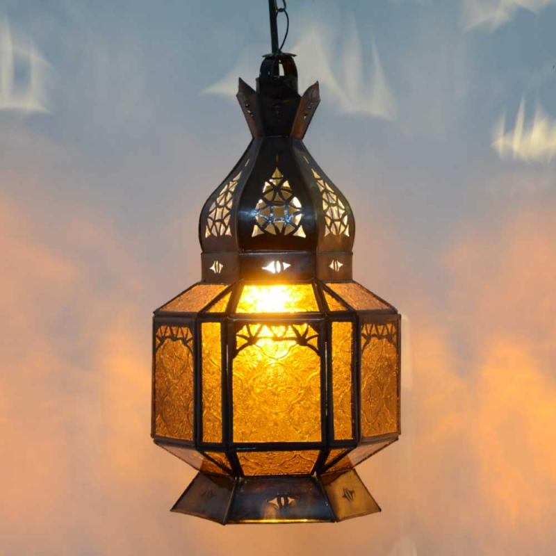 Marokkanische Lampe GLS_A