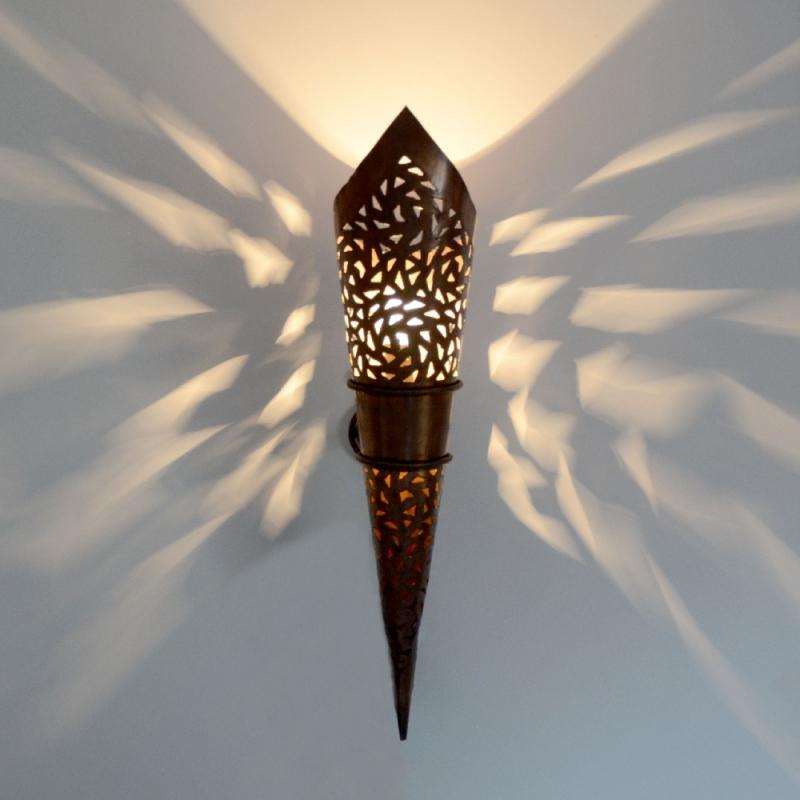Orientalische Wandlampe WMS