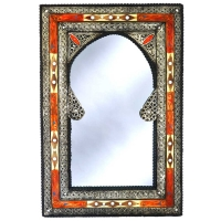 Marokkanischer Spiegel S16 100% Handarbeit