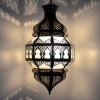 Orientalische Lampe GH2K_W