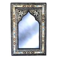 Marokkanischer Spiegel S17 100% Handarbeit