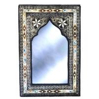 Arabischer Spiegel S19 H80 cm 100% Handarbeit