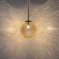 Orientalische Messinglampe MKL 100% Handarbeit