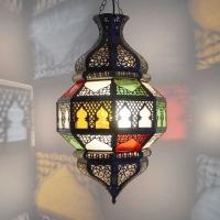 Marokkanische Deckenleuchte GH2K_M