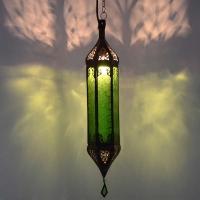 Arabische Lampe GHC_G Grün