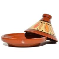 Tajine Ksar – Glasiert 2-4 Personen D 30 cm