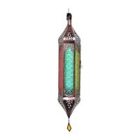 Marokkanische Lampe Lagomera Bunt H 55 cm