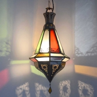 Orientaliche Lampe GHS_Multi