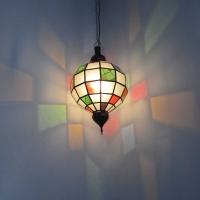Orientalische Deckenlampe  GHK_M
