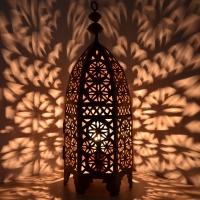 Orientalische Laterne aus Schmiedeeisen ELM_65 cm
