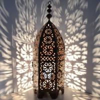 Orientalische Laterne aus Schmiedeeisen ELM_90 cm