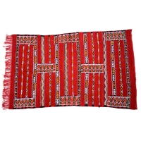 Marokkanischer Teppich Berber Kelim handgeknüpft TK03 160 x 95 cm
