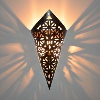 Orientalische Wandlampe T1