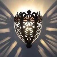 Orientalische Wandlampe T3