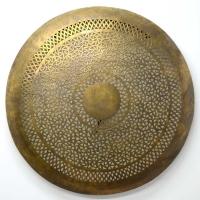 Orientalische Wandlampe aus Messing K 50