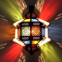 Orientalische Wandlampe Ti1
