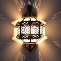 Orientalische Wandlampe Ti2