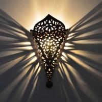 Orientalische Wandlampe MW02