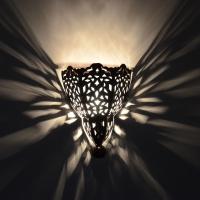 Arabische Wandlampe EW04