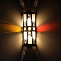 Orientalische Wandlampe GW01 100% Handarbeit