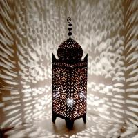 Marokkanische Eisenlaterne ELK H 105 cm